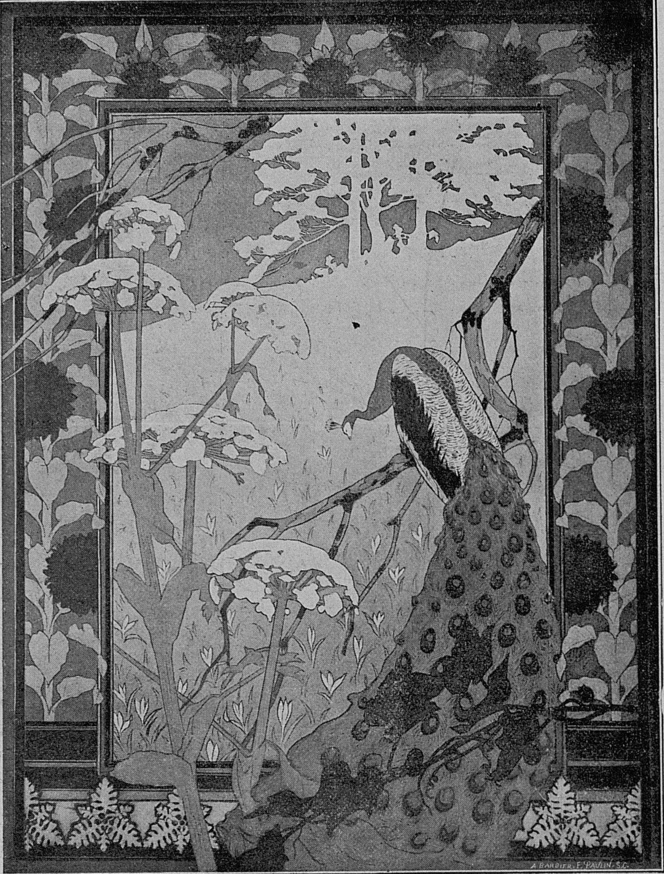Contenu du Illustration extraite de Lorraine Artiste du 01-04-1899