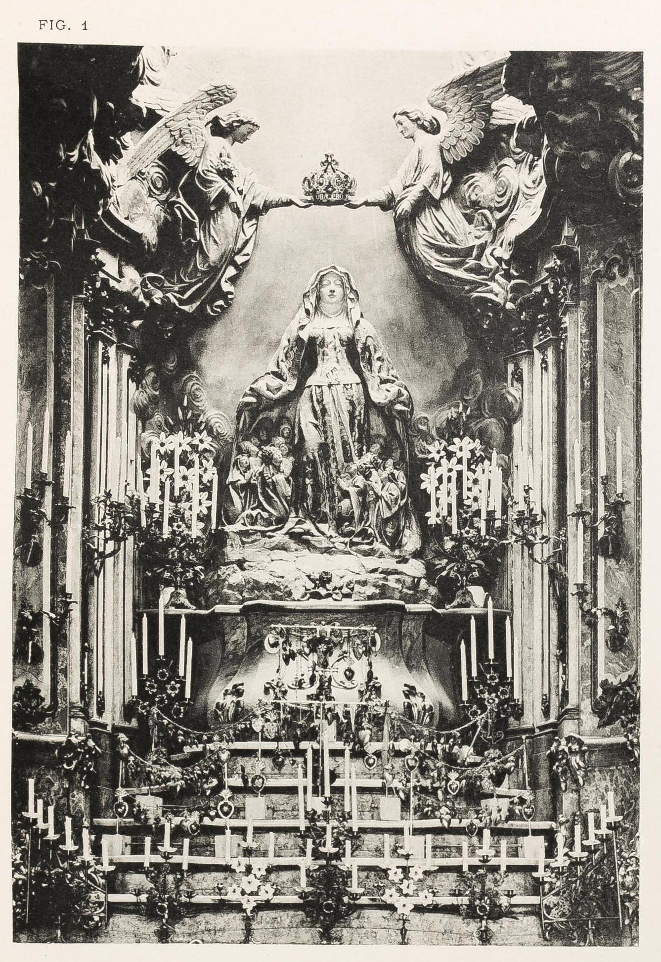 Contenu du Bonsecours : Notre-Dame du bon-secours