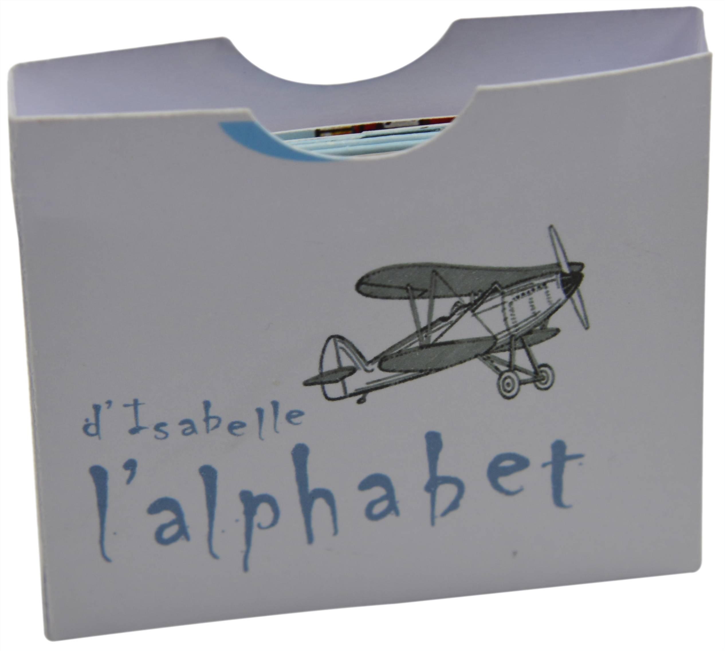 Contenu du L' Alphabet d'Isabelle