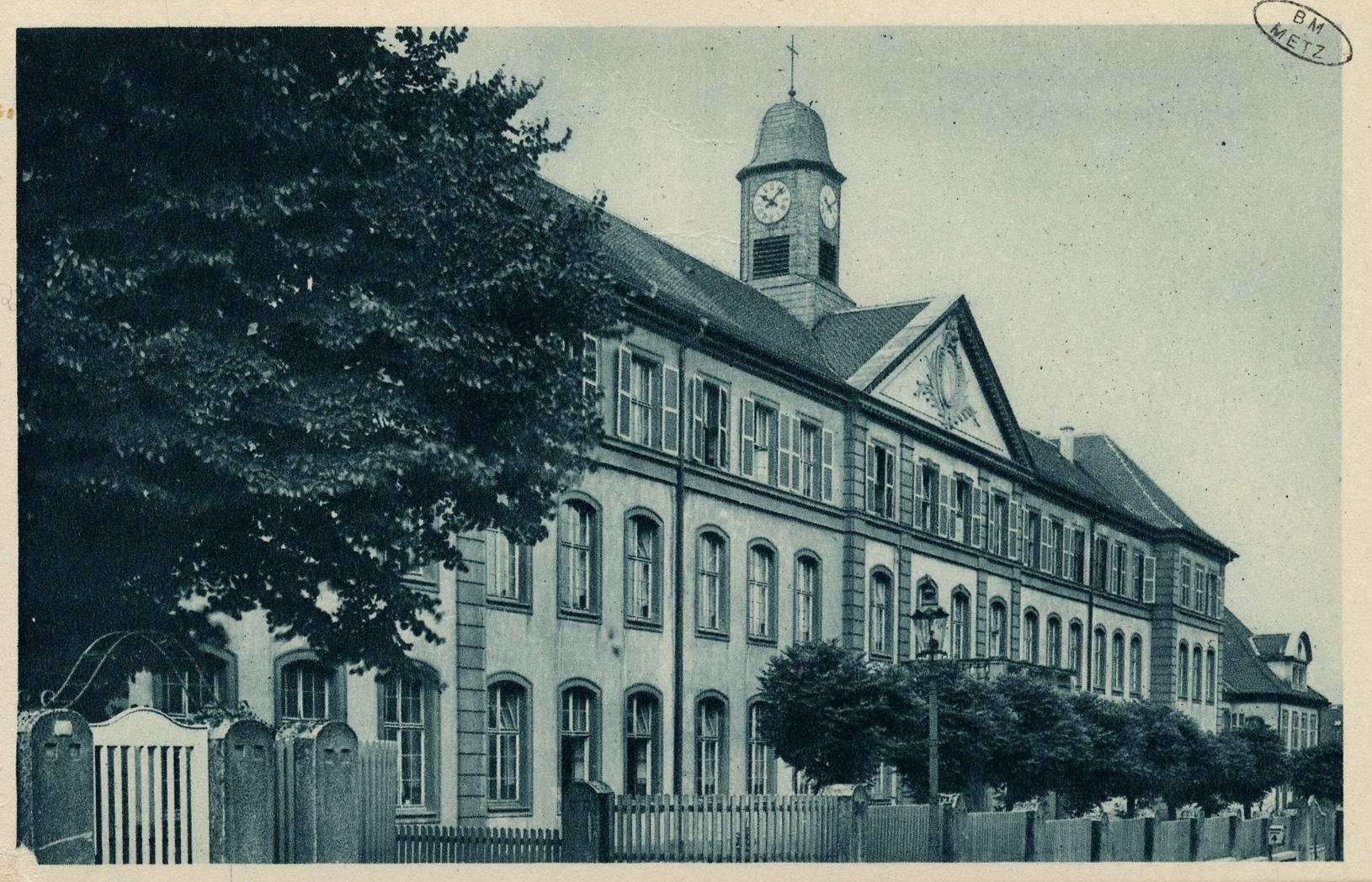 Contenu du Montigny-les-Metz. Ecole Normale Catholique des Instituteurs