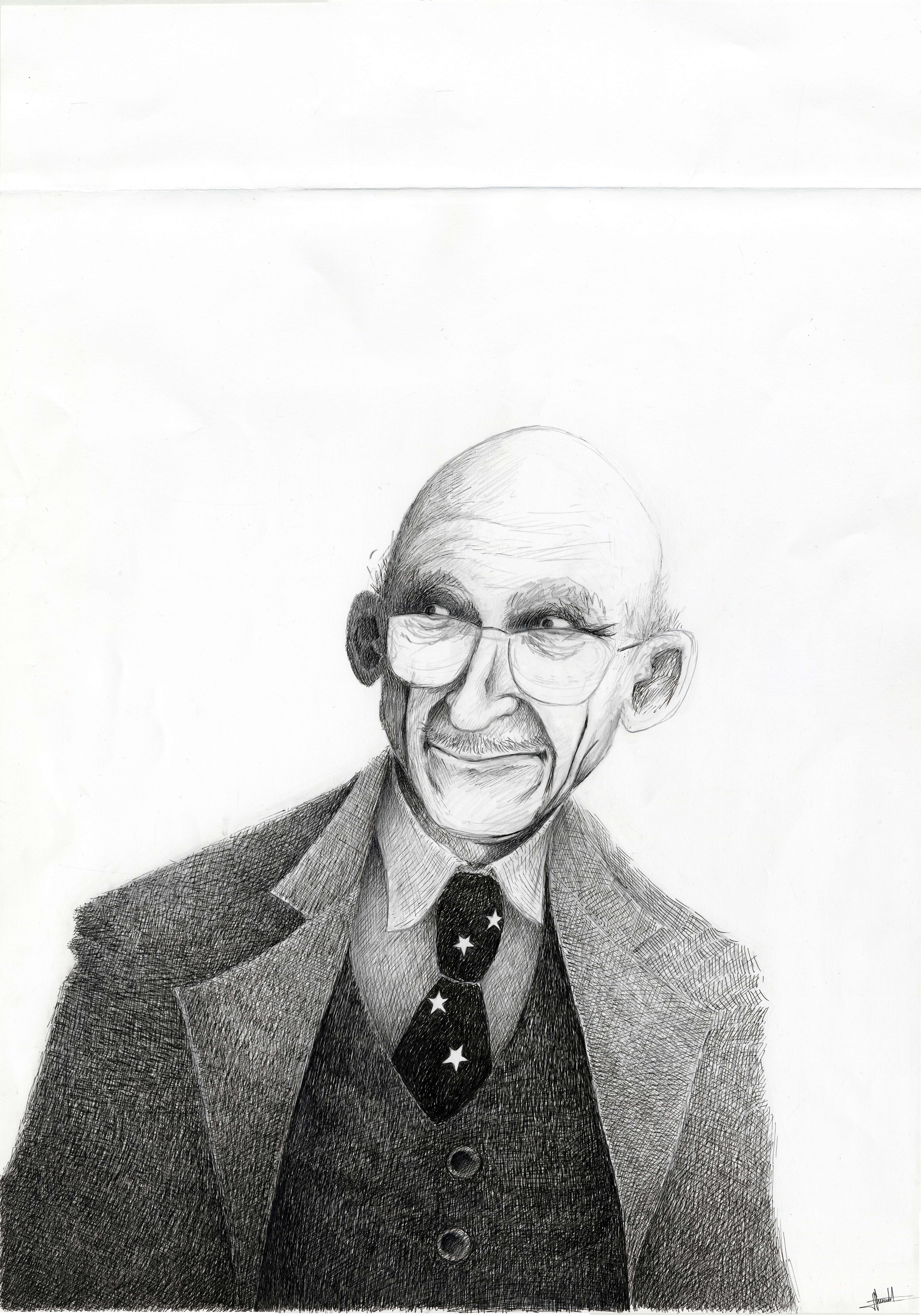 Contenu du [Robert Schuman : portrait]