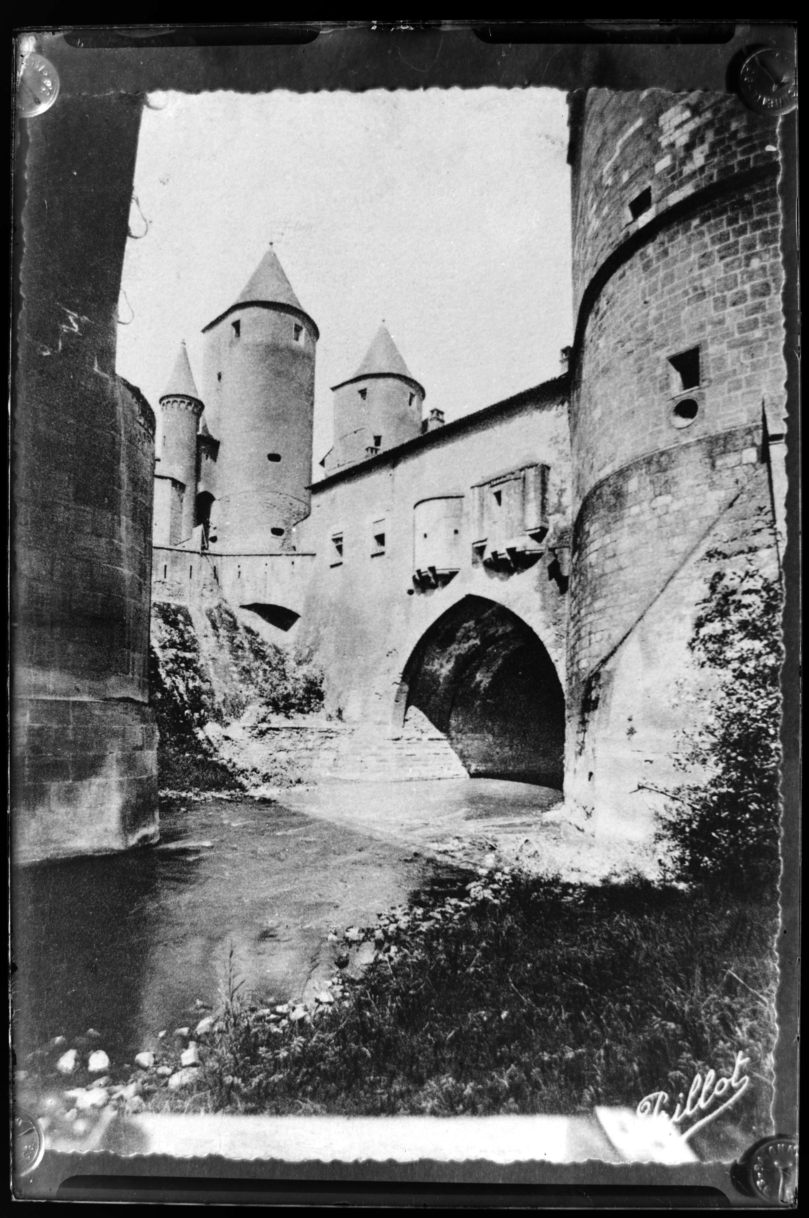 Contenu du [Porte des Allemands]