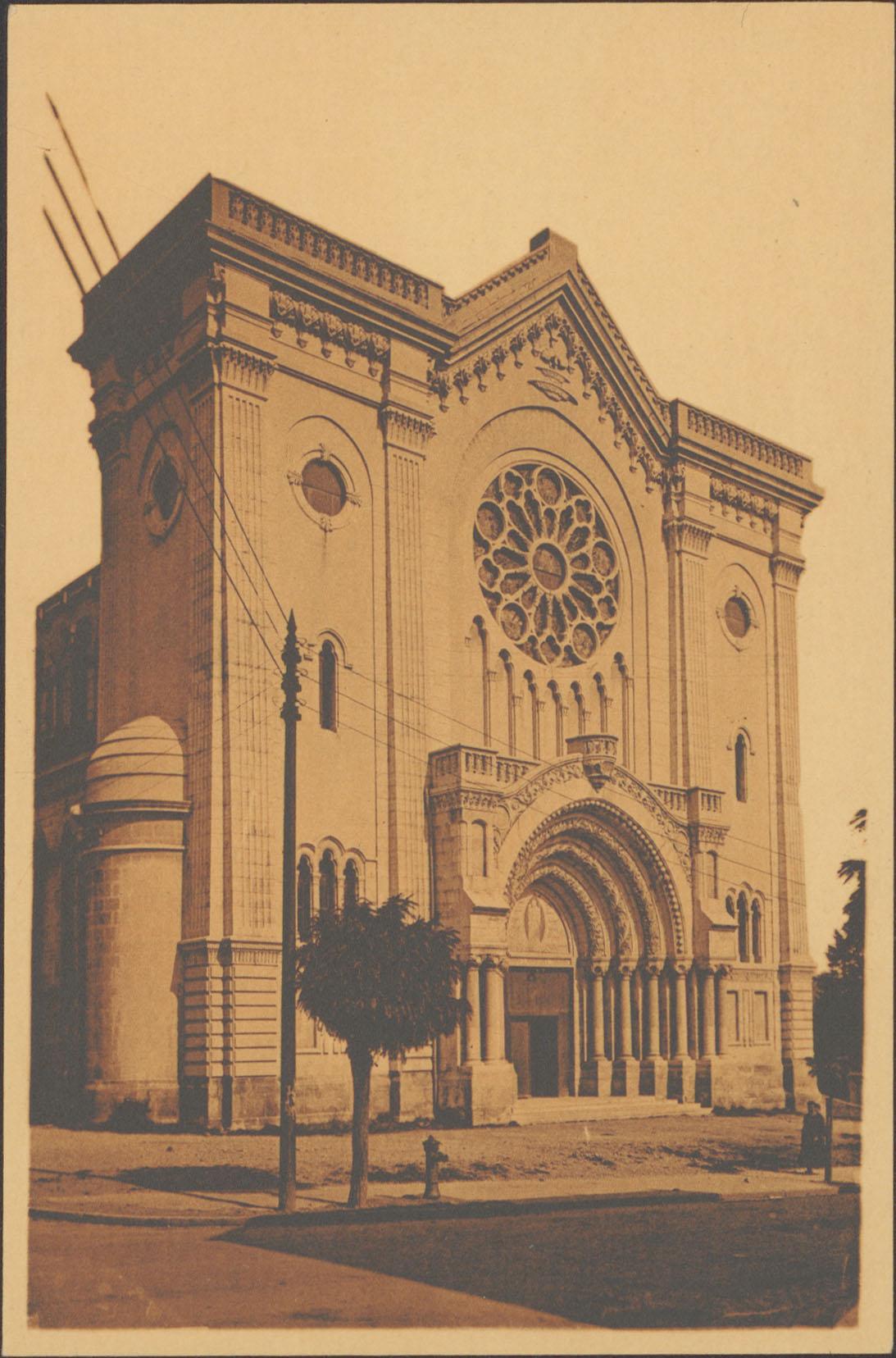 Contenu du [Épinal, Église Notre-Dame]