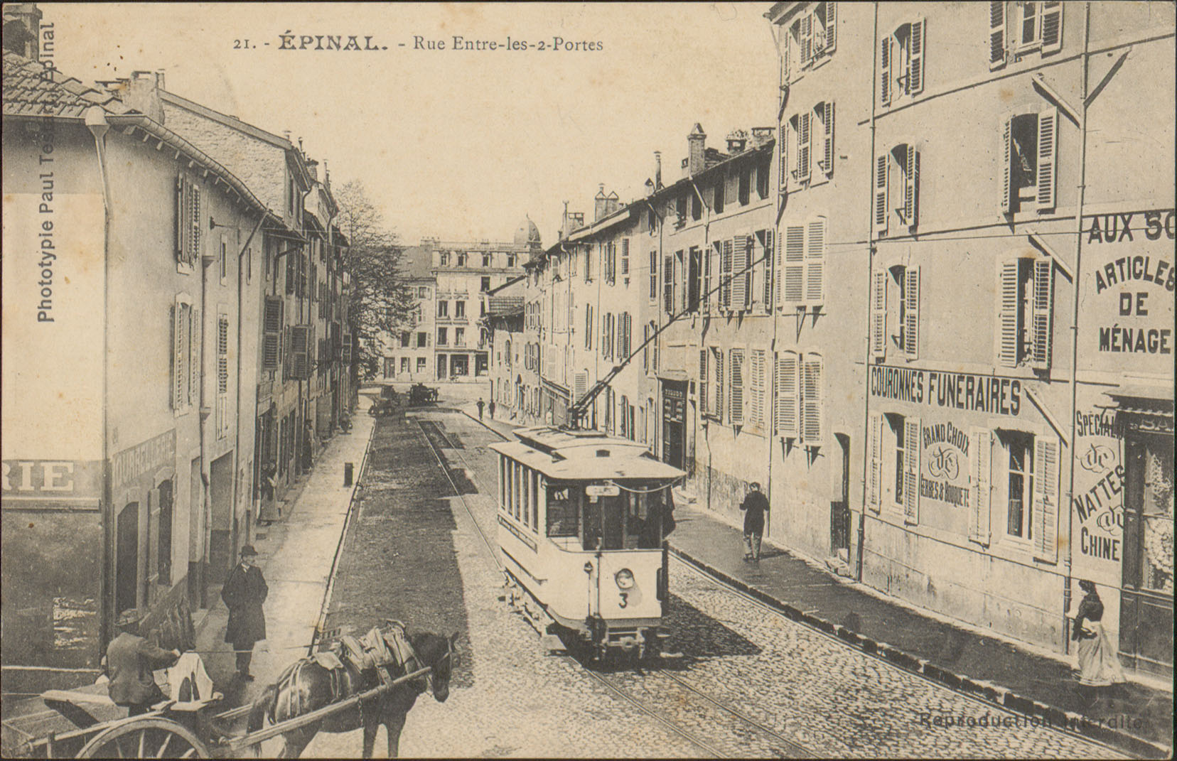Contenu du Épinal, Rue Entre-les-2-Portes