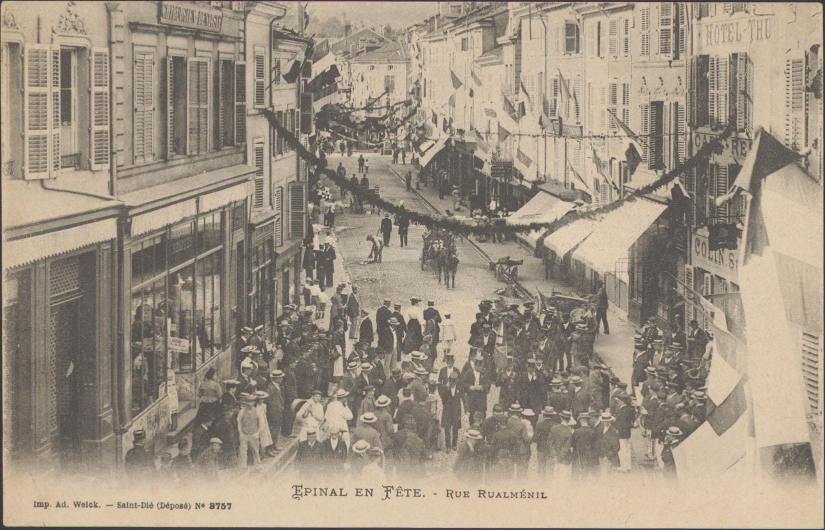 Contenu du Rue Rualménil