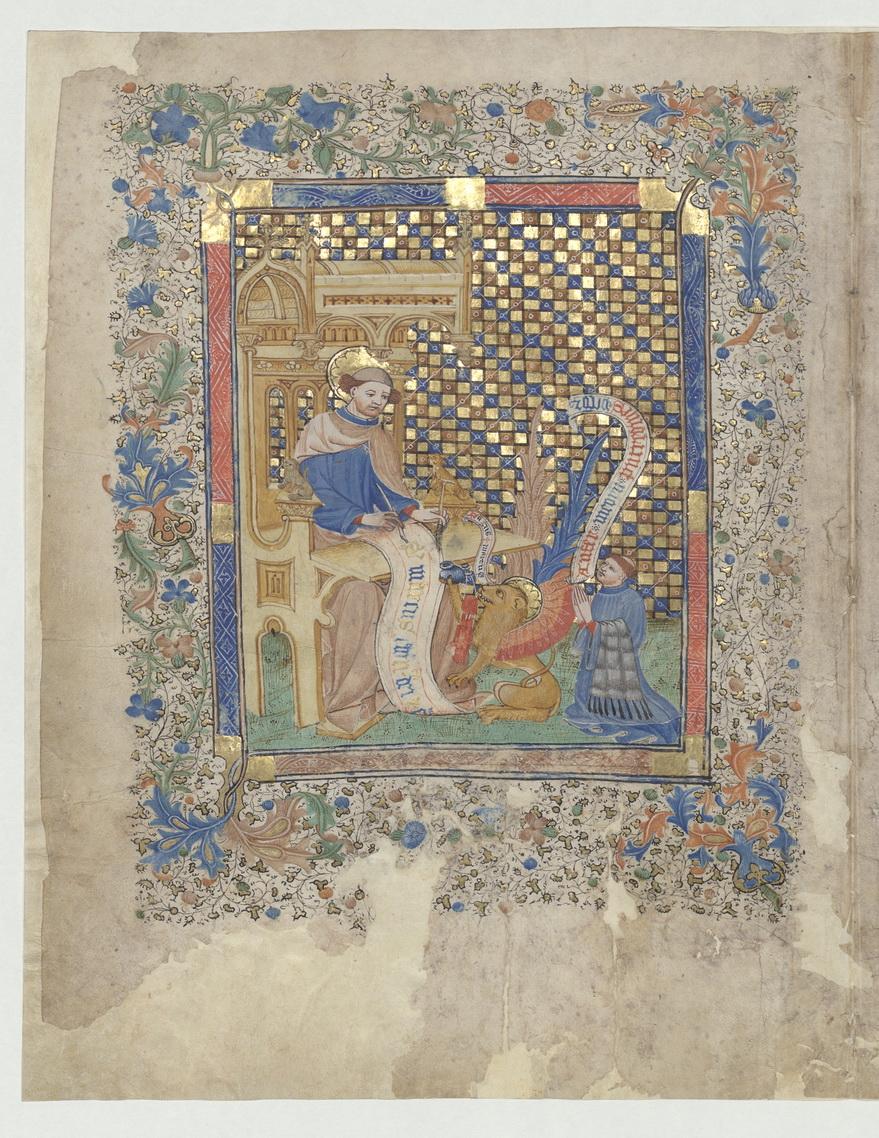 Contenu du Saint Marc
