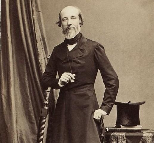 Contenu du Portrait Alfred de Falloux (source Gallica)