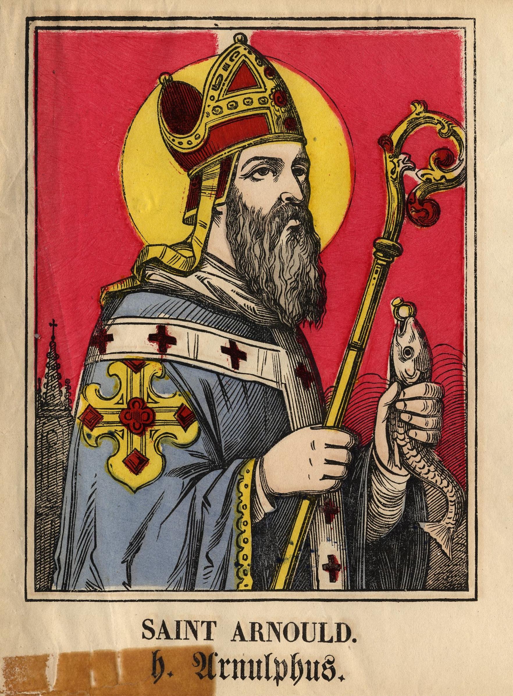 Contenu du Saint Arnould