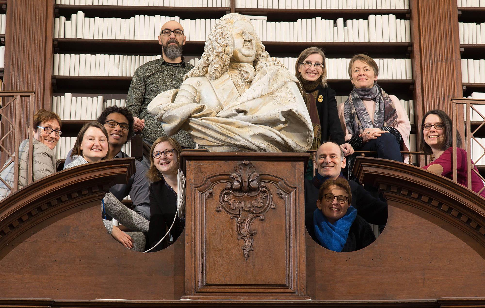 Contenu du Contributeurs et contributrices  des Bibliothèques de Nancy