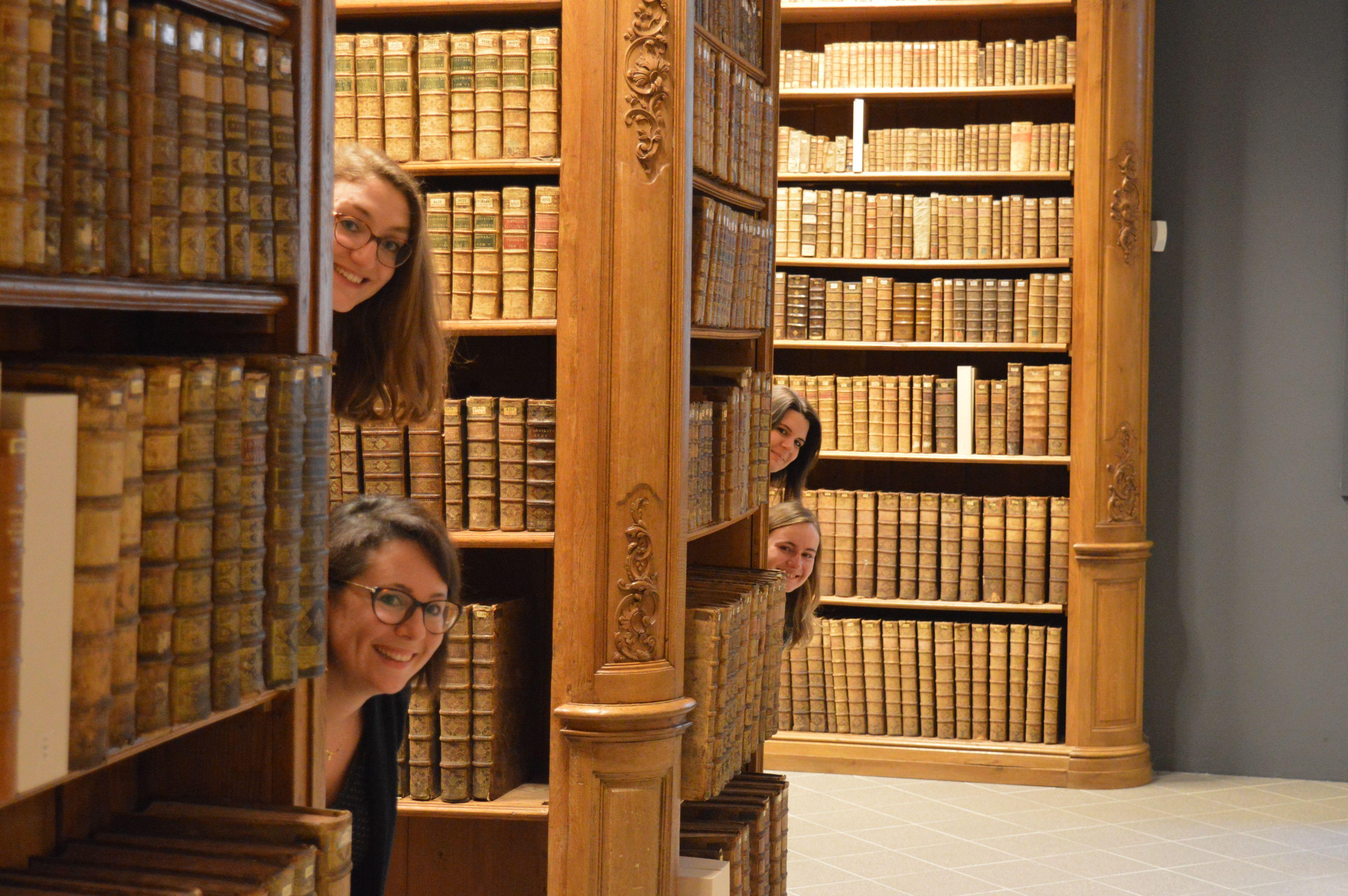 Contenu du Contributrices des Bibliothèques d'Épinal