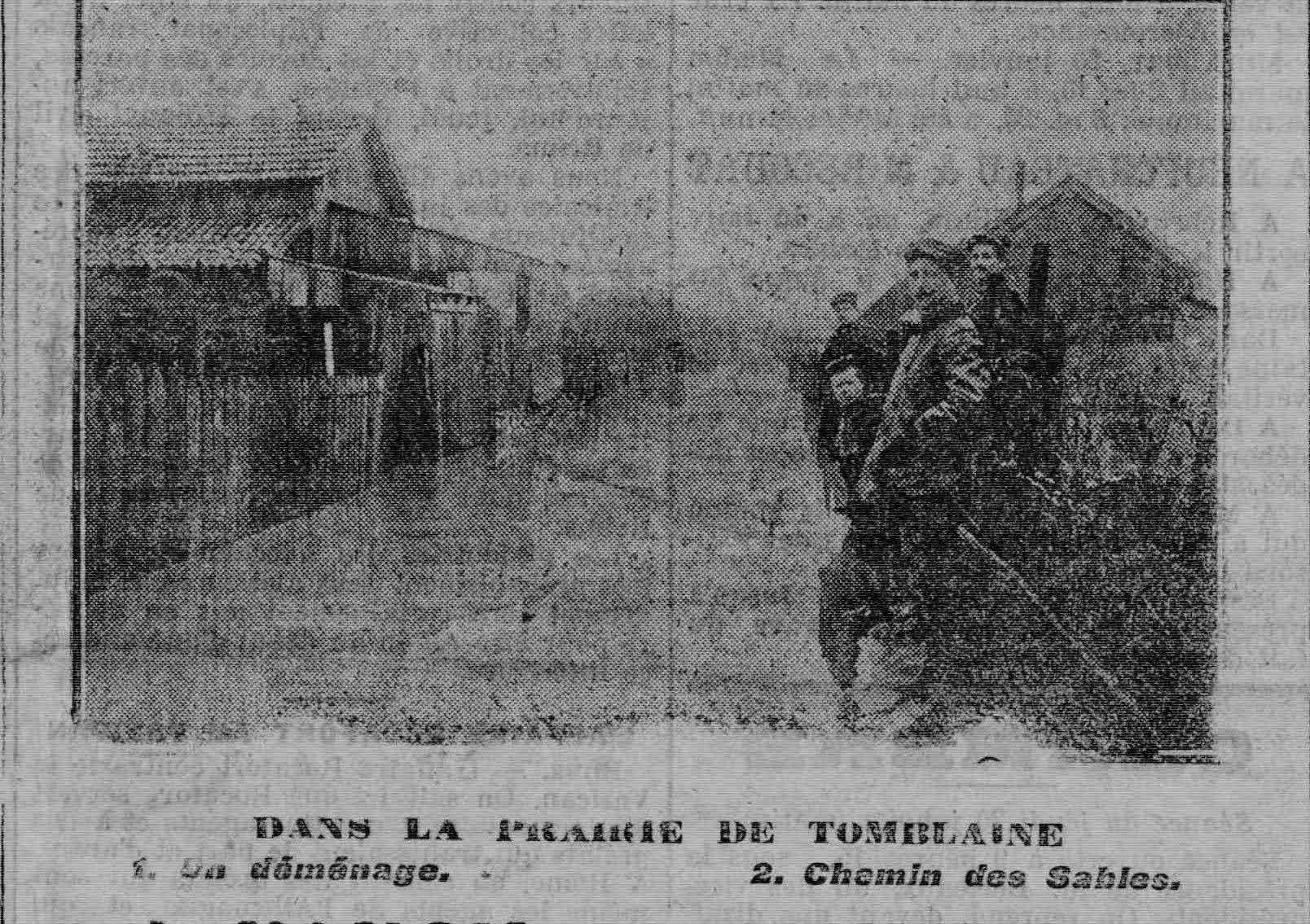 Contenu du L'Est Républicain, 21 Janvier 1910