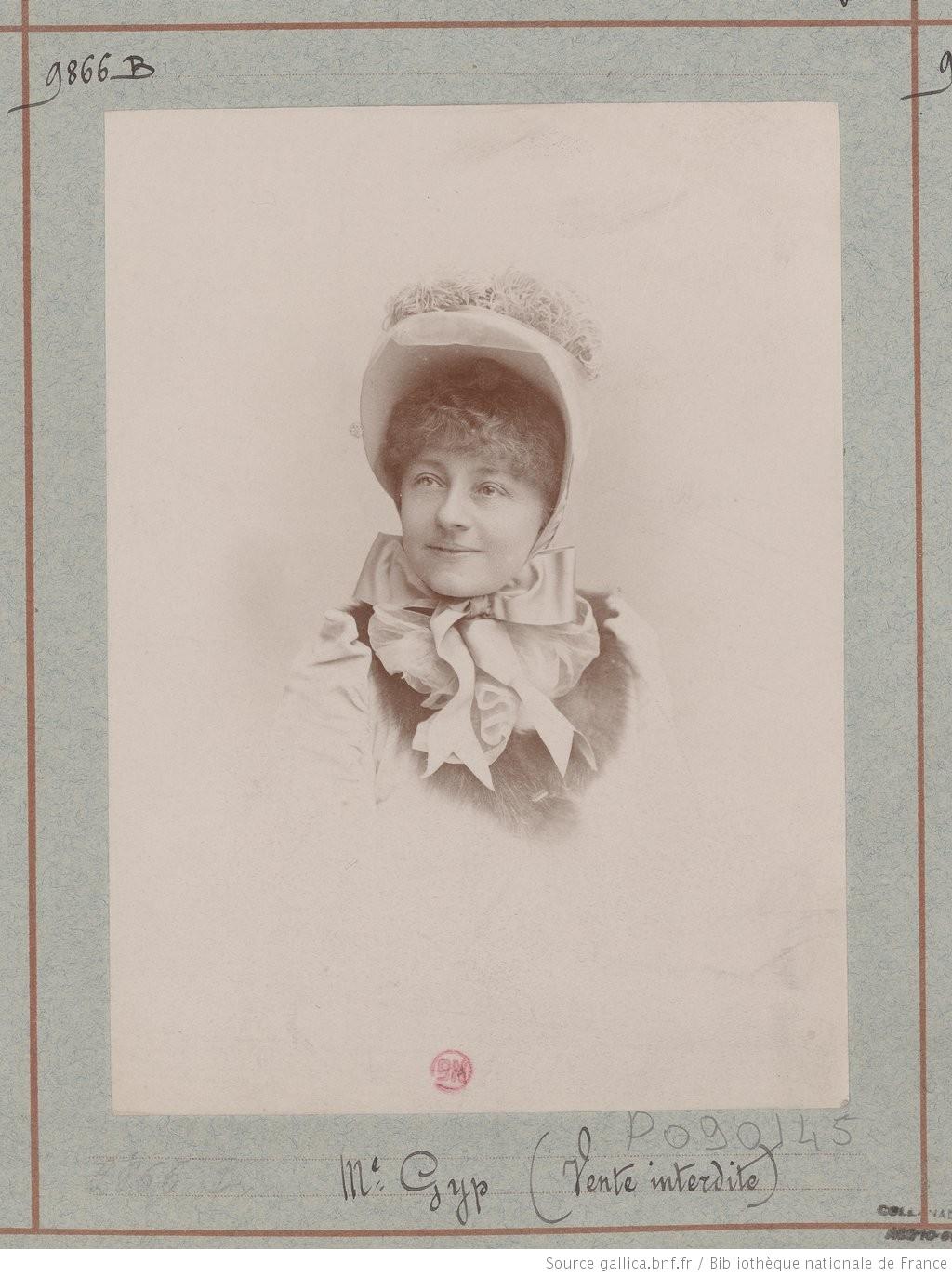 Contenu du Gyp, comtesse de Martel de Janville, née Riqueti de Mirabeau