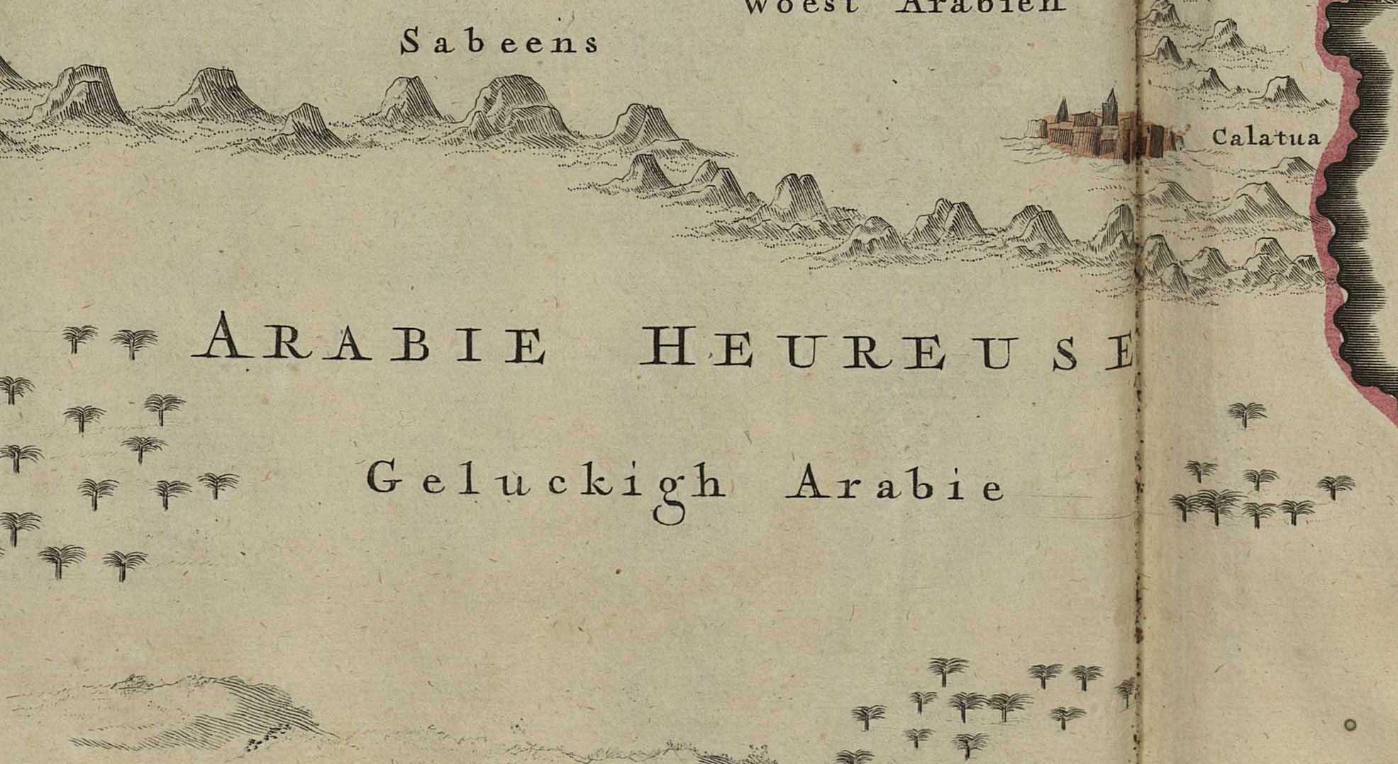Contenu du arabie heureuse