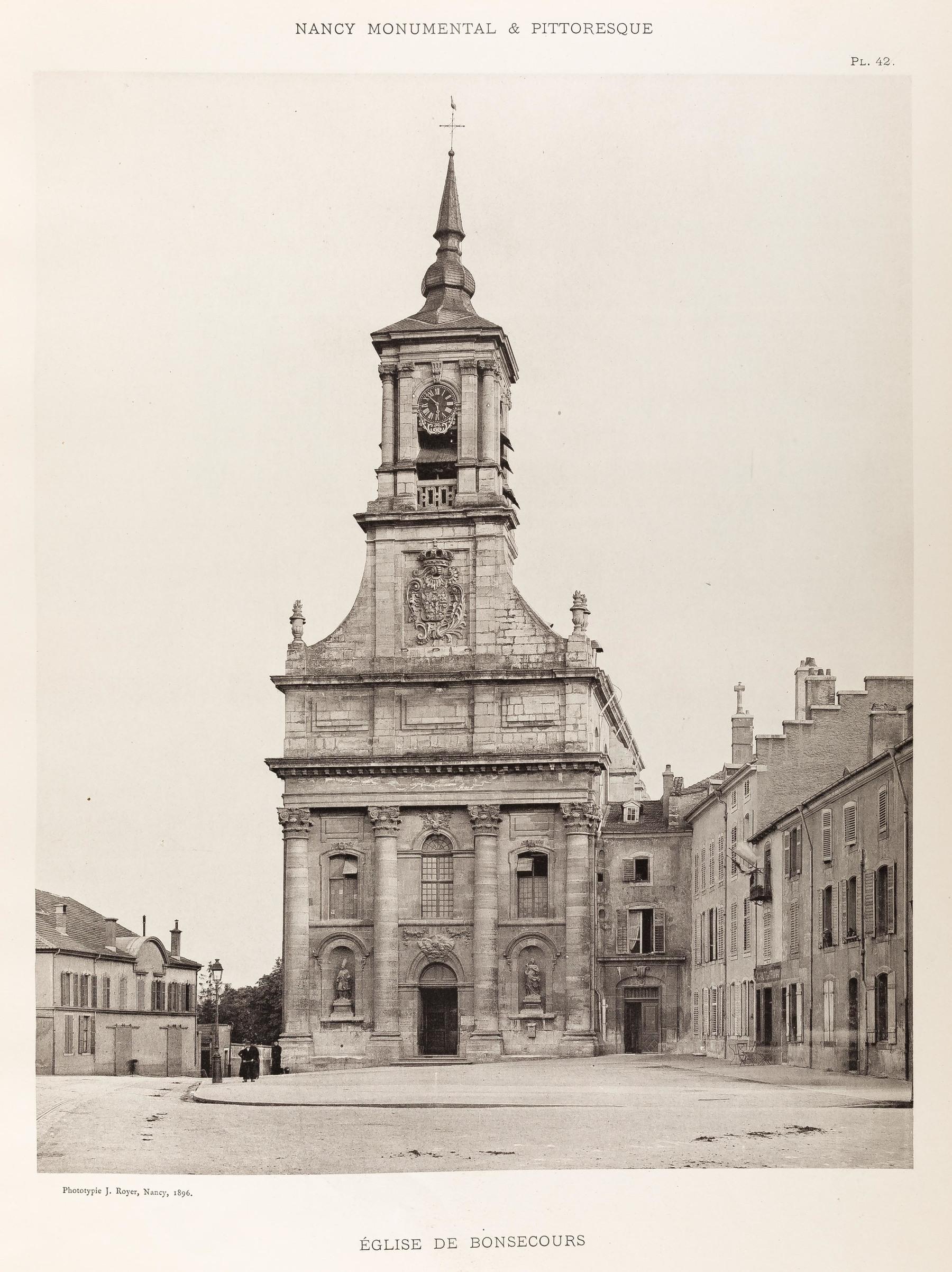 Contenu du Église de Bonsecours
