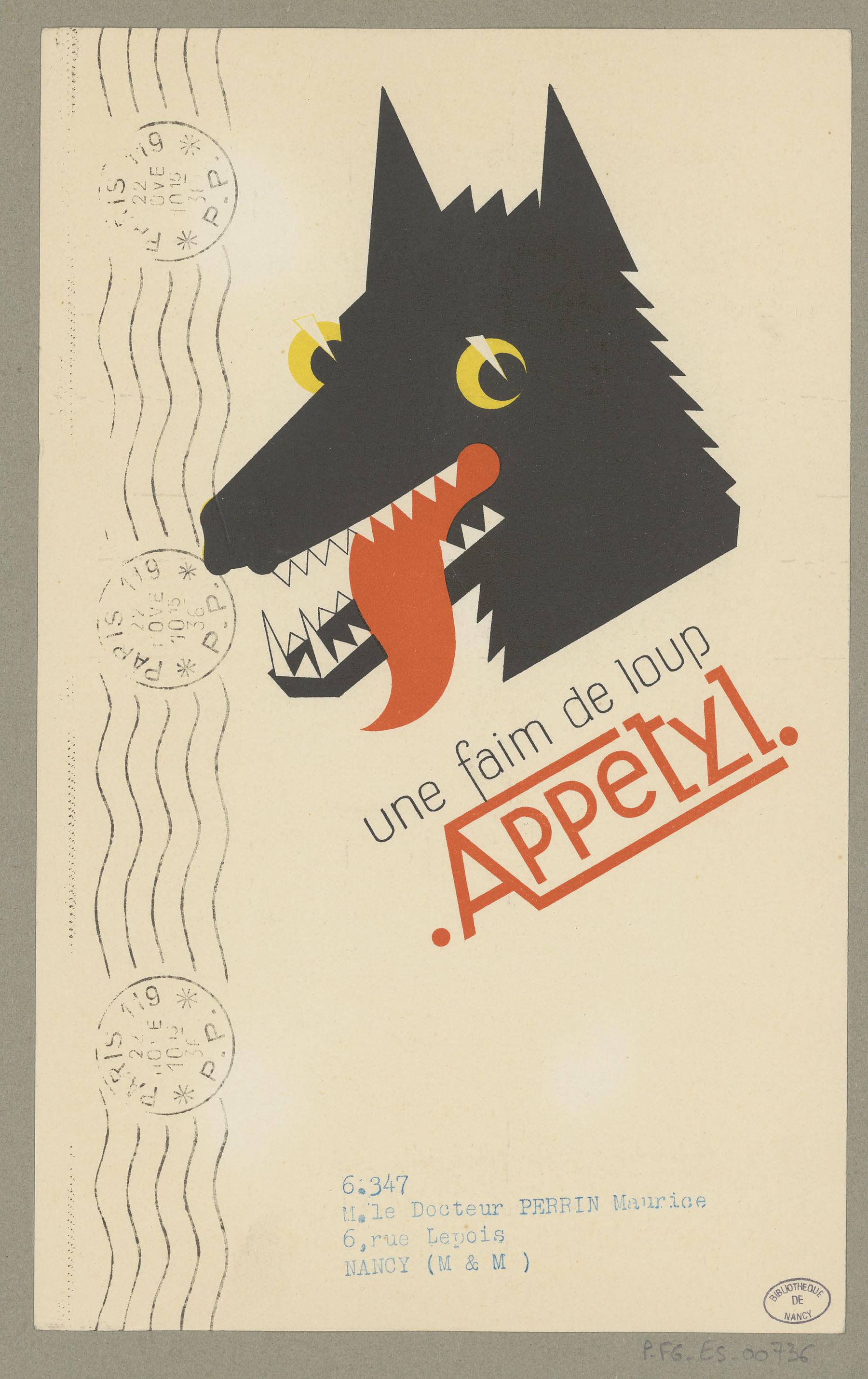 Contenu du Une faim de loup : Appetyl