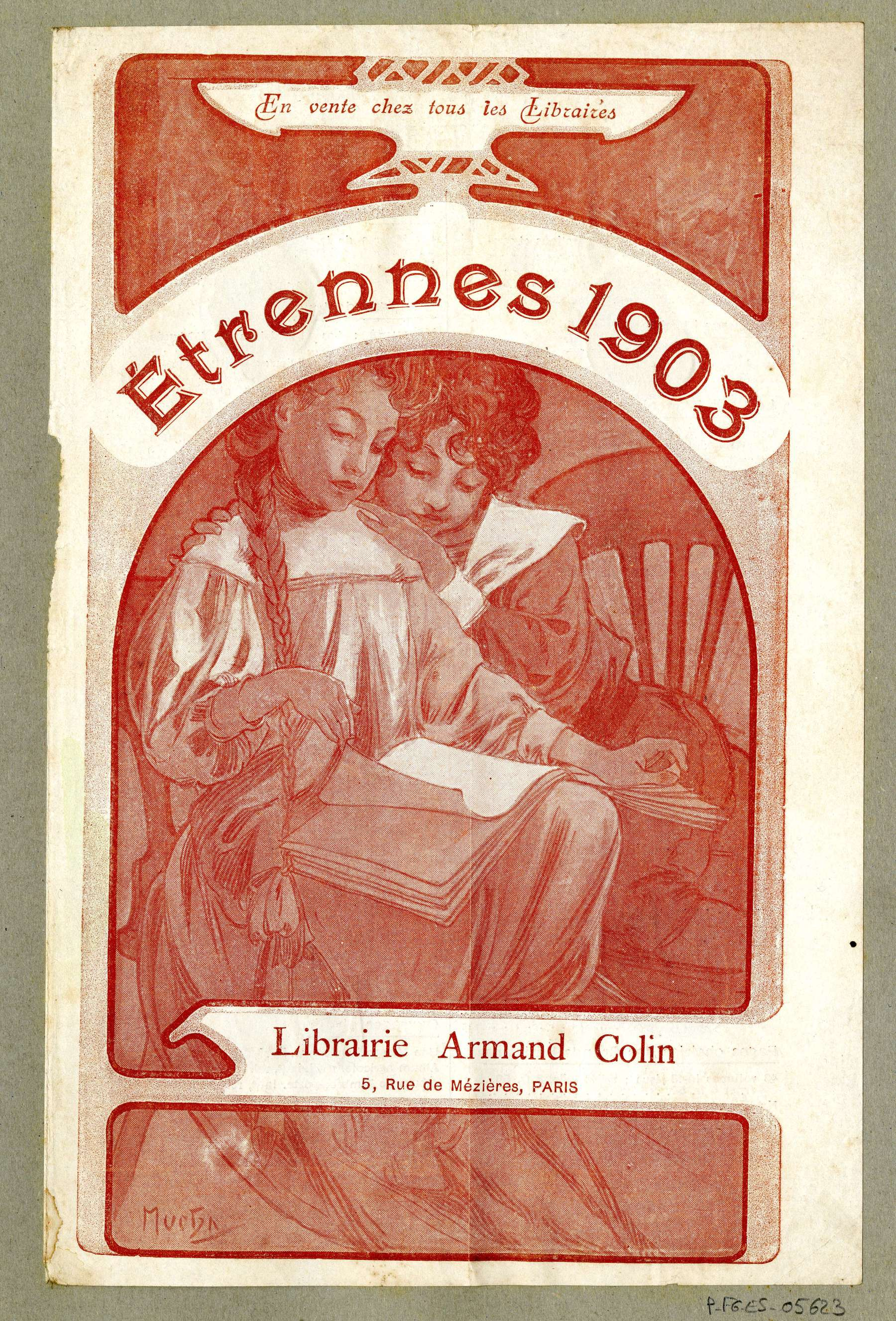 Contenu du Etrennes