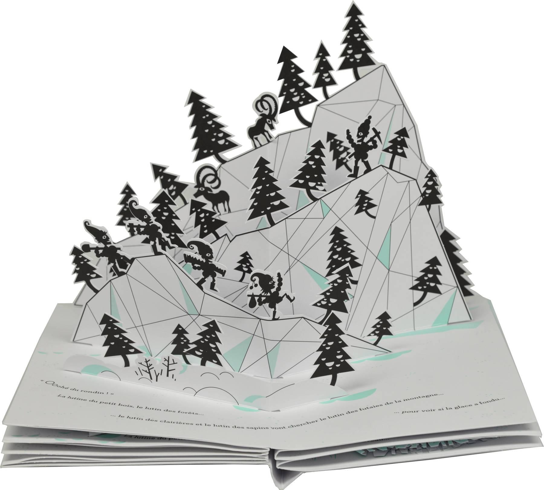 Contenu du Les futaies de la montagne