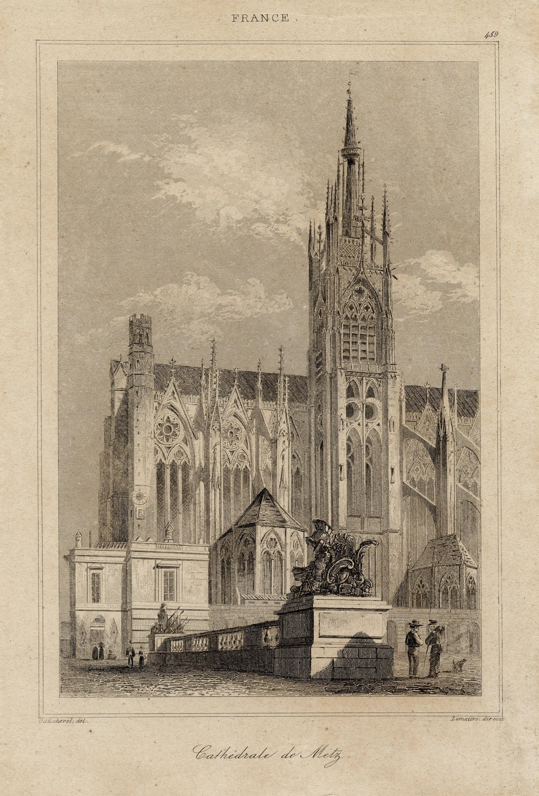 Contenu du Cathédrale de Metz