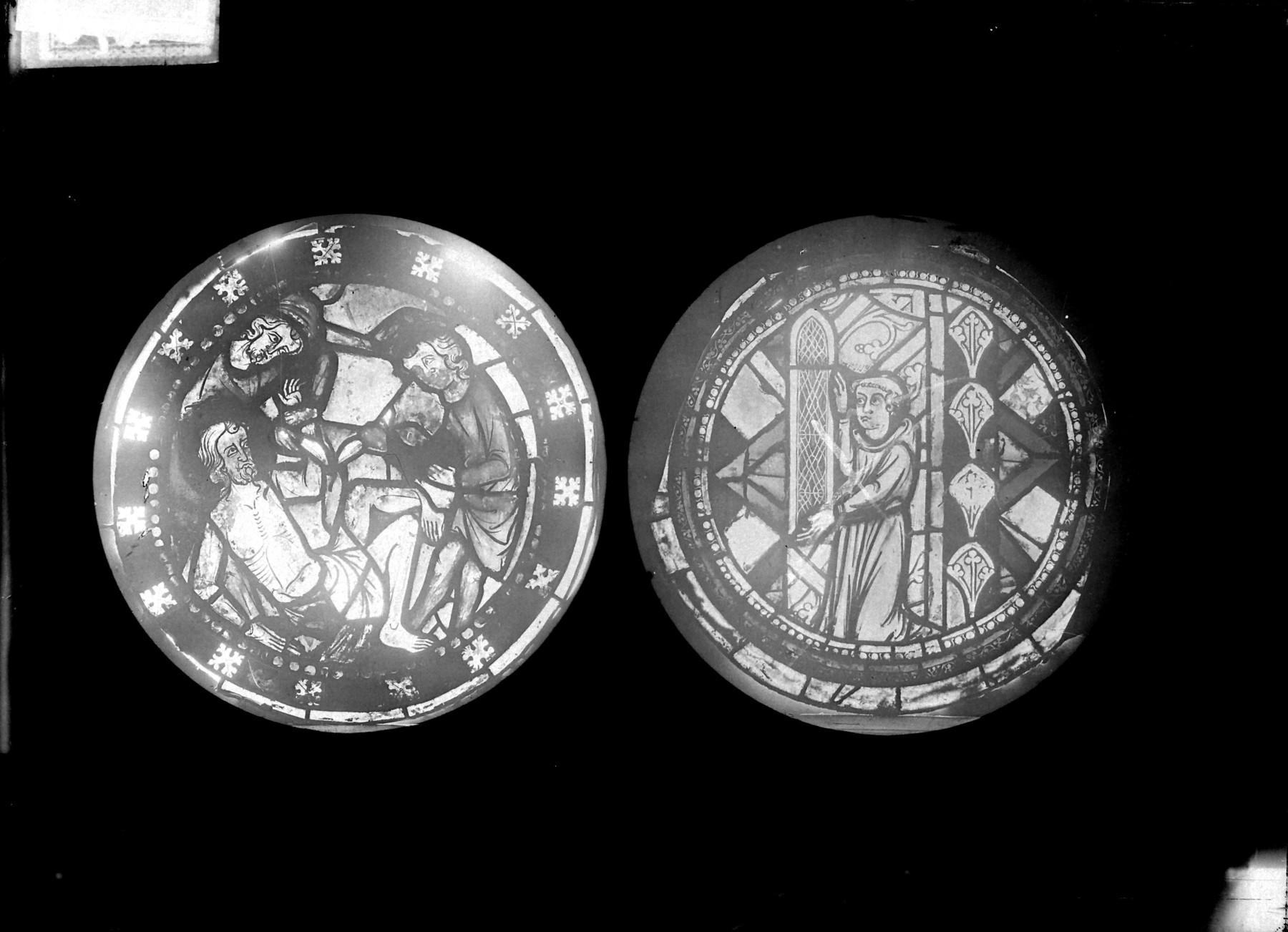 Contenu du Médaillons de la cathédrale Saint-Étienne