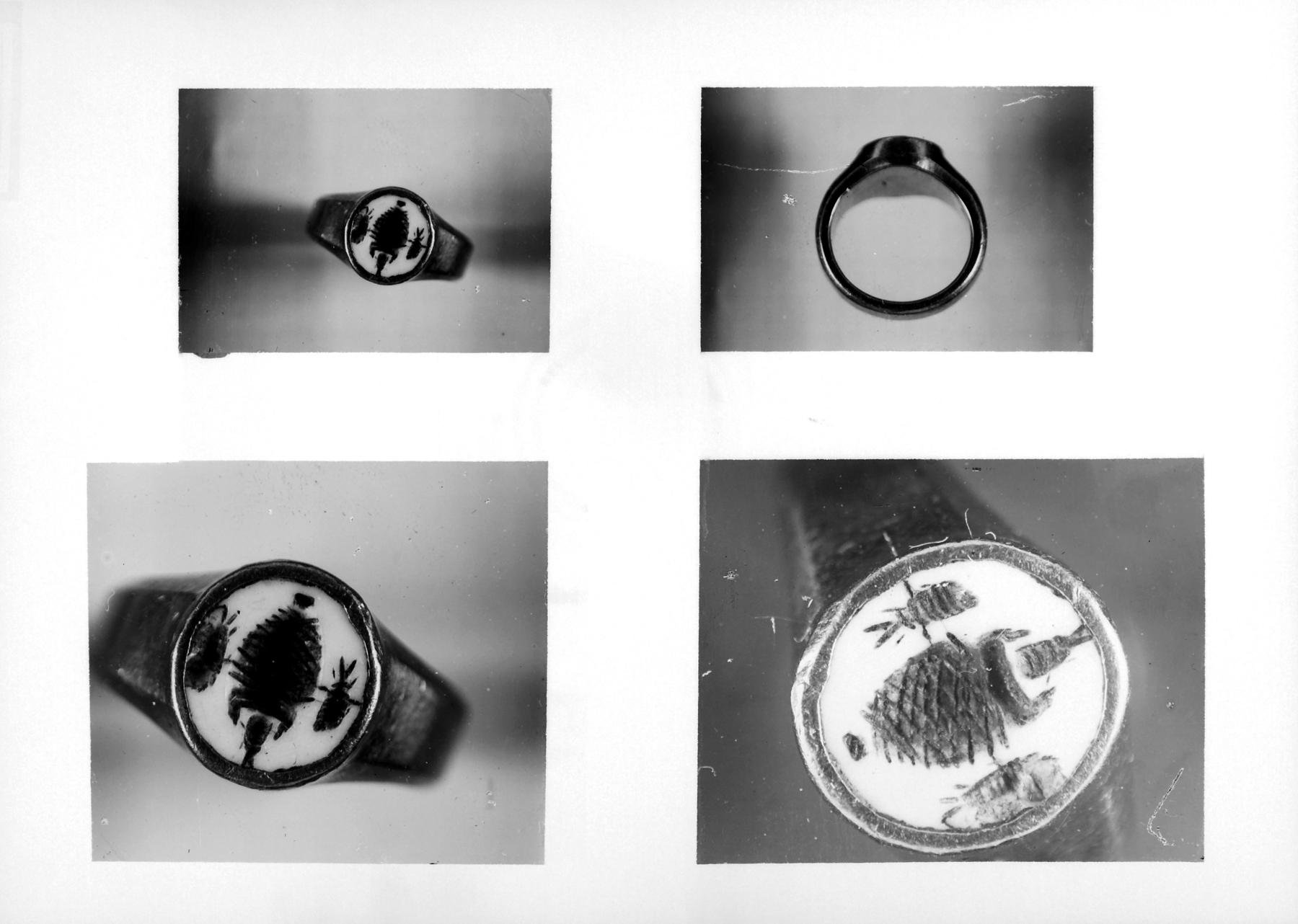 Contenu du L'anneau de saint Arnoul vu sous différents angles