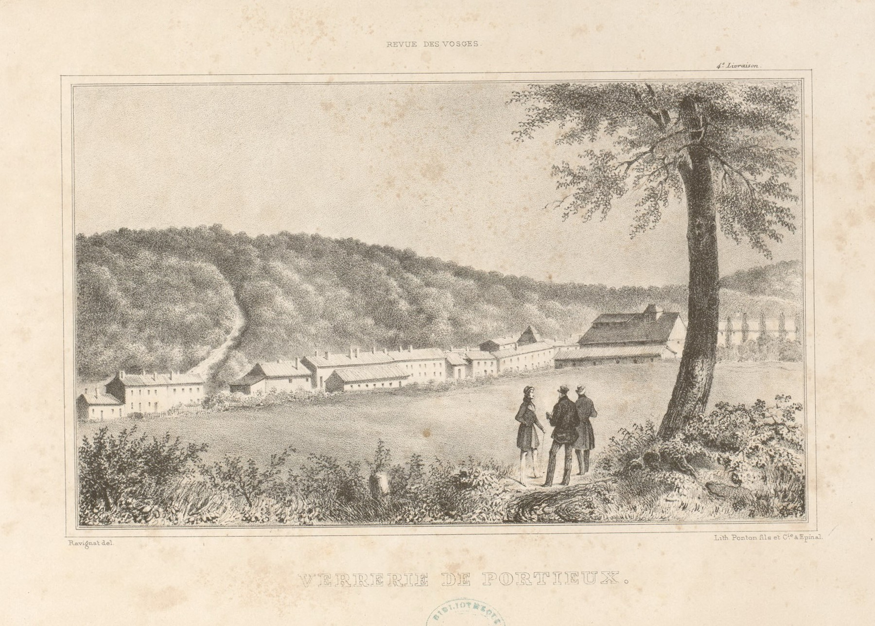 Contenu du Verrerie de Portieux