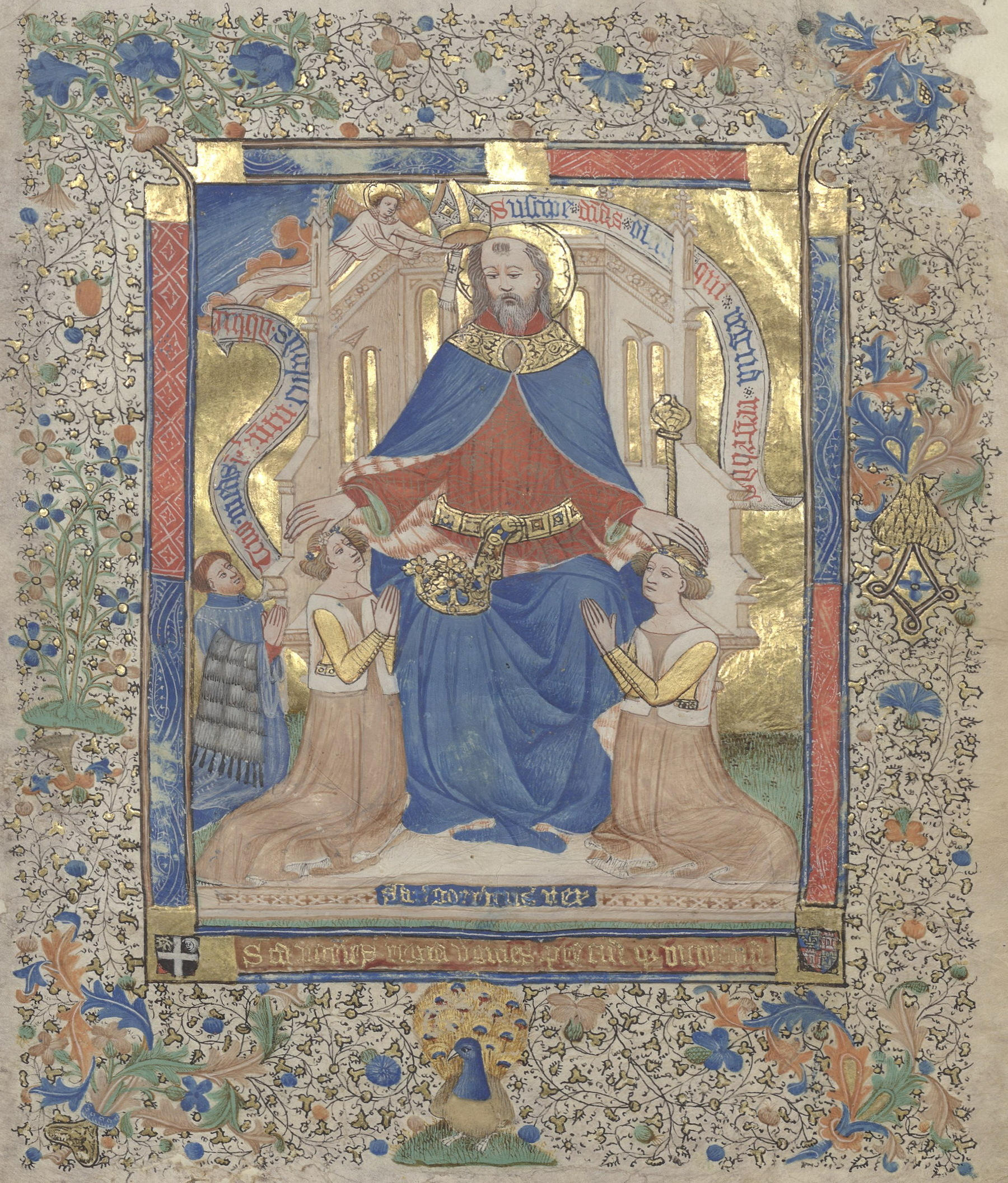 Contenu du Saint Goëry
