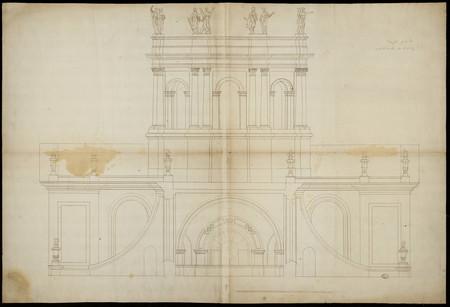 Projet pour la cathédrale