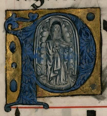 Sainte Claire (laudes de sainte Claire)