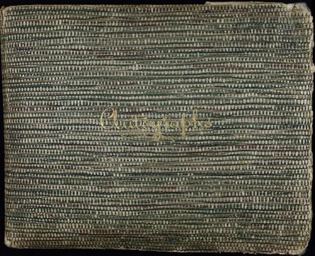Album amicorum pour Madame Clare Jackson