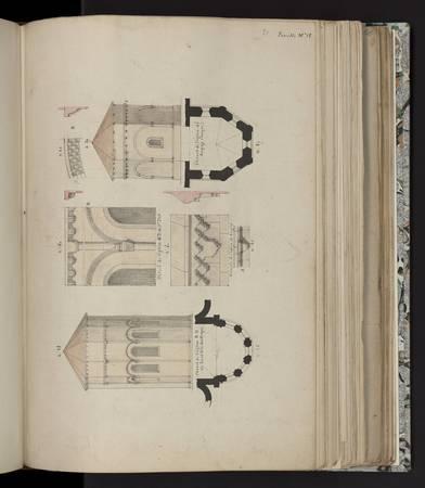 Chevet de l'église N.D. de Saint Dié des Vosges. Détail de l'église N.D. d…