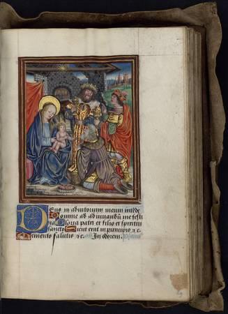 L'Epiphanie ou l'Adoration des Mages