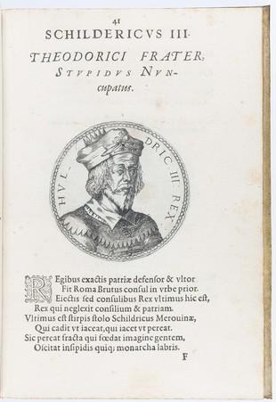 Schildericus III