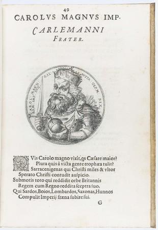 Carolus magnus imp.