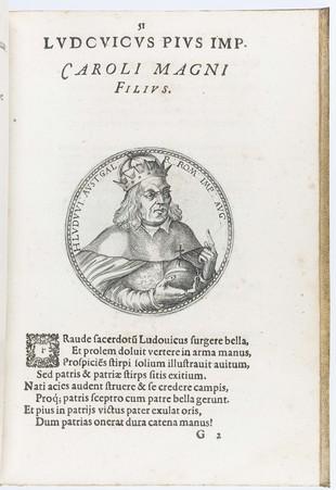 Ludovicus pius imp.