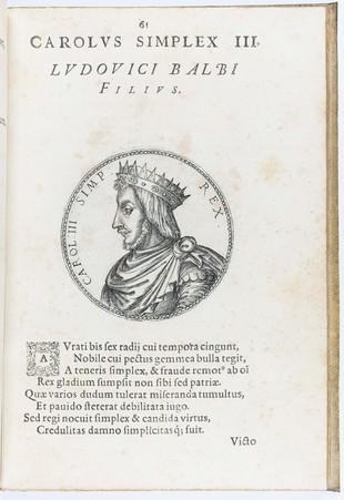 Carolus simplex III