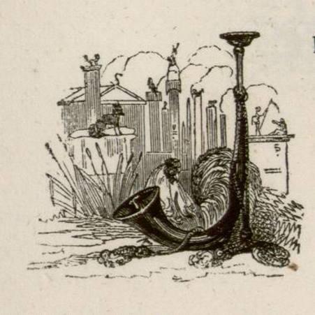 Fables de La Fontaine : initiale «J»