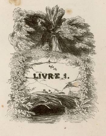 Fables de La Fontaine : Livre 1.