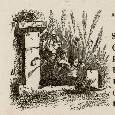 Fables de La Fontaine : initiale «L»