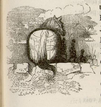 Fables de La Fontaine : initiale «Q»
