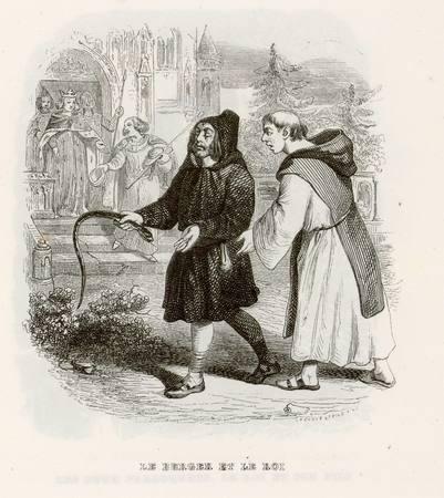 Le berger et le roi