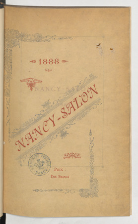 Nancy-Salon 1888