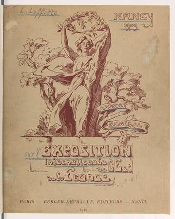 Rapport général sur l'exposition internationale de l'Est de la France : Na…