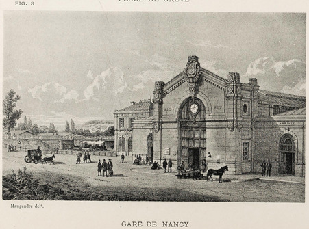 Gare de Nancy