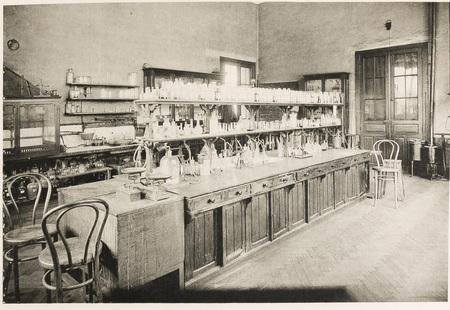 Faculté des sciences, institut chimique