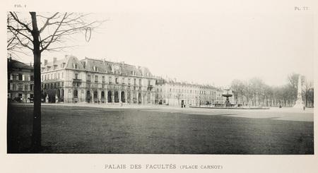 Palais des facultés