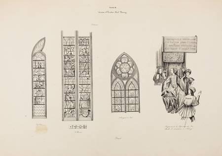 Vezelise, St Nicolas, Toul, Nancy
