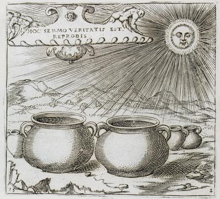 Des vases de terre sèchent au soleil, emblème de ceux qui s'endurcissent a…