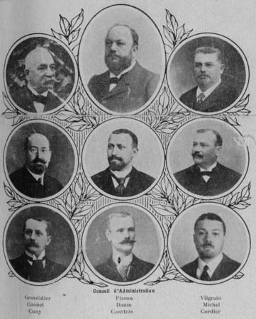 Conseil d'administration de l'Est républicain