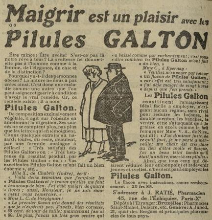 Pilule Galton