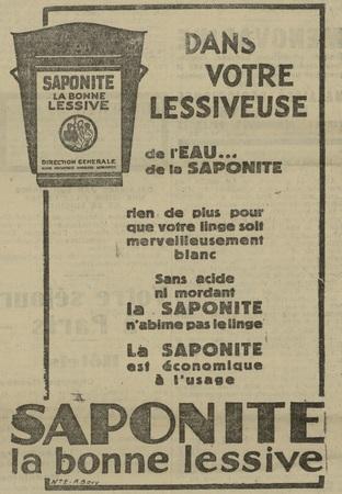 La Saponite